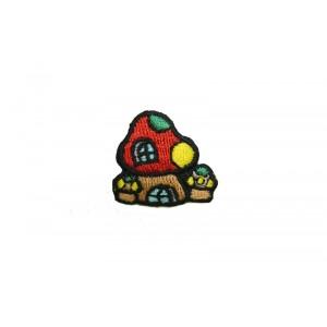 Casa de hongos