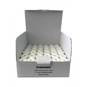 Caixa de Bobines Brancas
