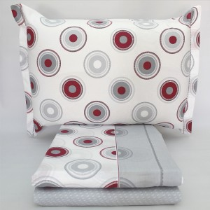 Printed sheets set 100% Cotton
