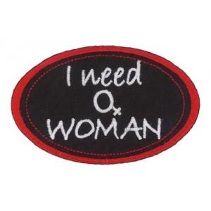 Necesito una mujer