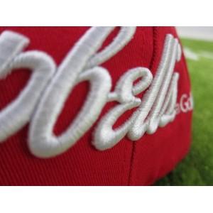 Red / White Cap Detail
