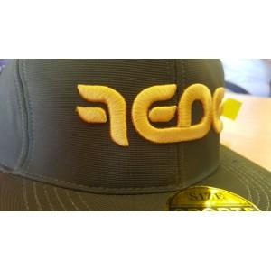 Black / Yellow Cap Detail
