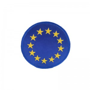 European flag (round)