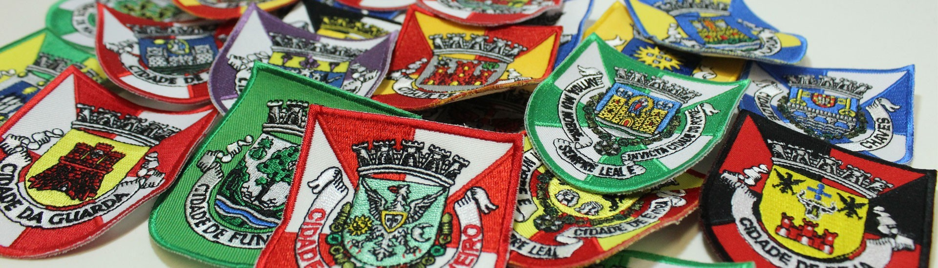Coat of arms patches