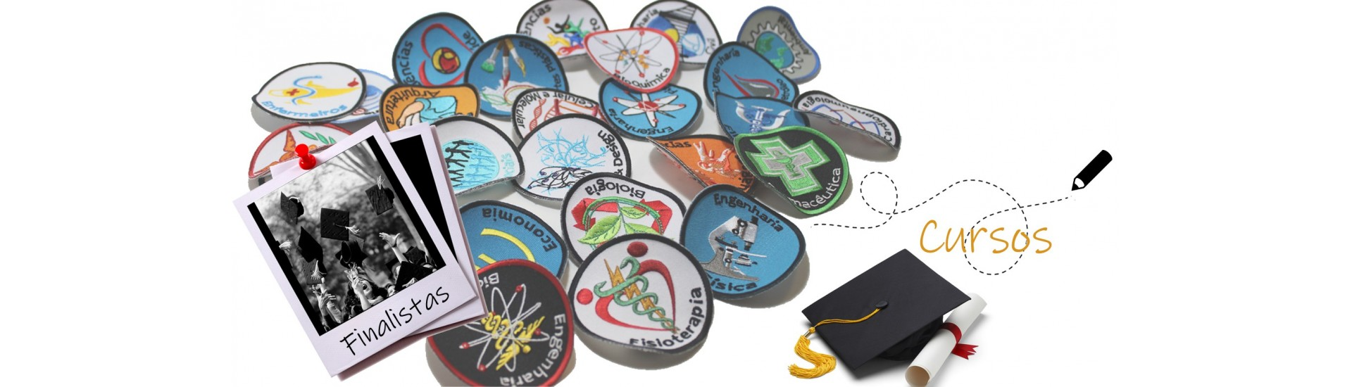 Courses Patches